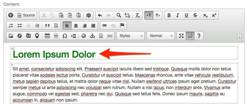 Editor Content CSS - Mura Docs v7 0